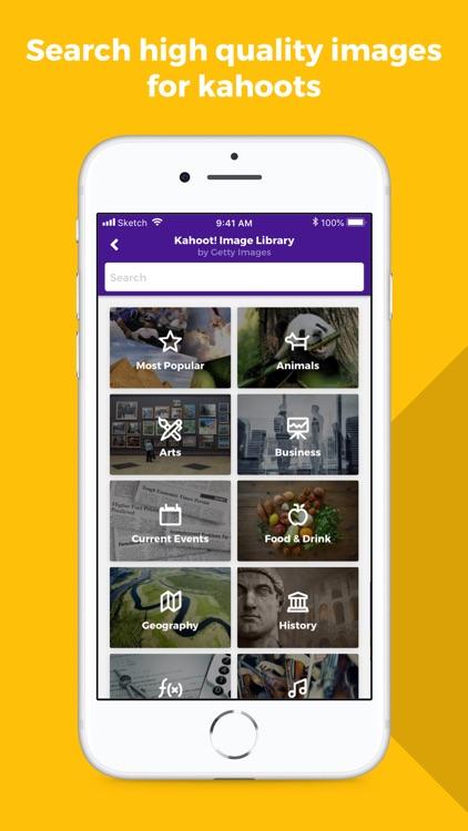 Kahoot! Play & Create Quizzes screenshot-8