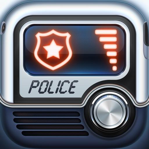 Police Scanner ⁺ app logo