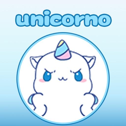 unicorno - Sticker