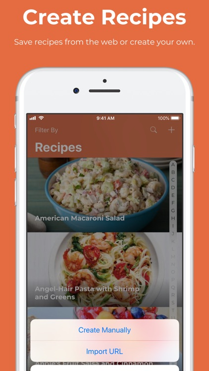 RecipeBox - Save Recipes Free screenshot-4