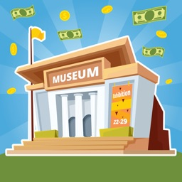 Idle Museum Tycoon Game