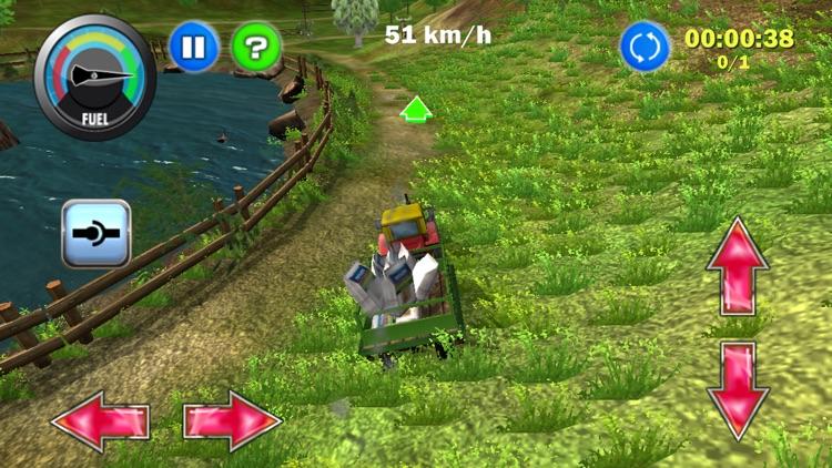 Tractor : More Farm Driving