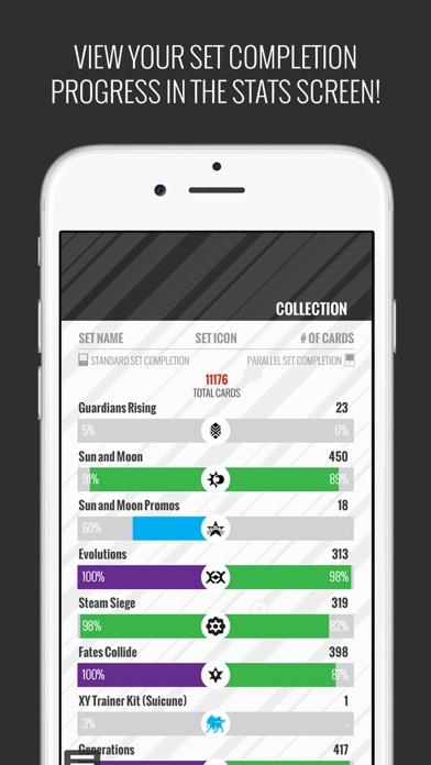 Screenshot #3 pour Collector Online for PTCG