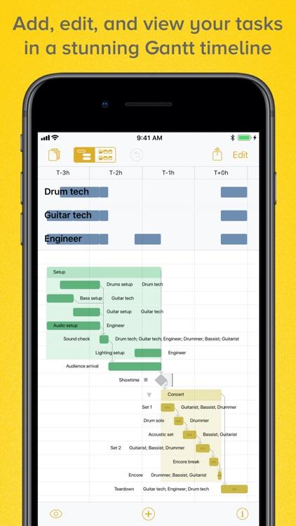 OmniPlan 3 screenshot-0