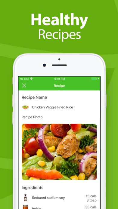 Calorie Counter by MyNetDiary Screenshot 6