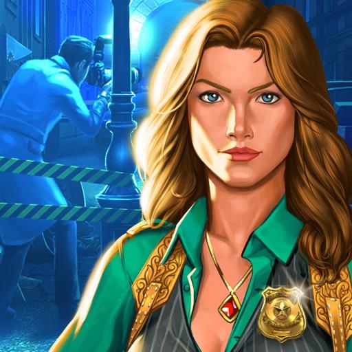 Crime City: Hidden Object icon