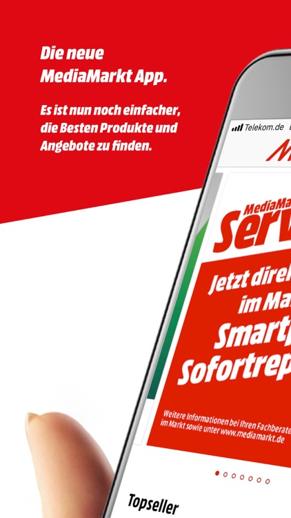 MediaMarkt Deutschland screenshot-0