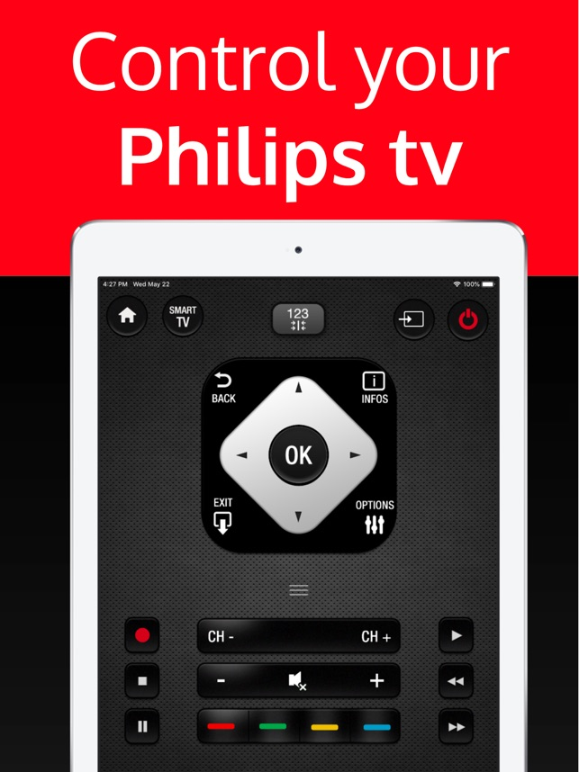 PhilRemote: remote Philips TV on the App Store