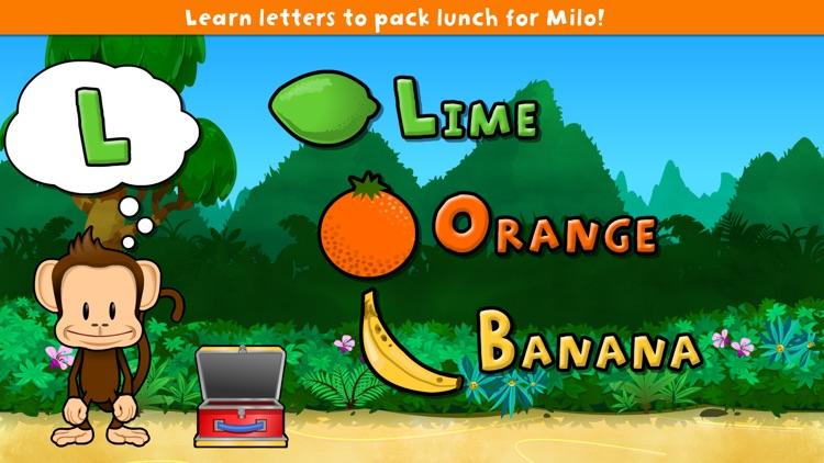 Monkey Preschool Lunchbox screenshot-0