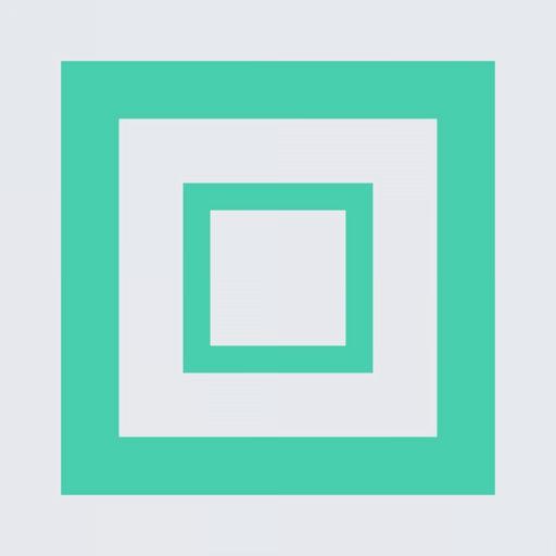 Square Maze : A minimal puzzle