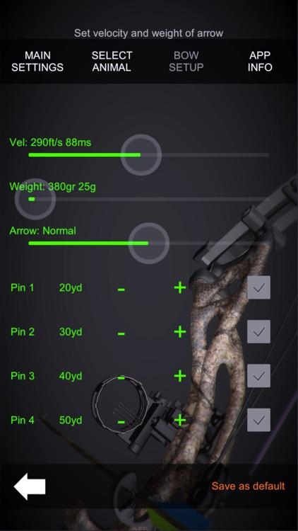 Bow Hunt Simulator screenshot-5