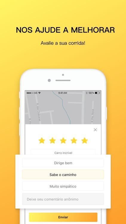 99 - Carro Particular e Táxi screenshot-3