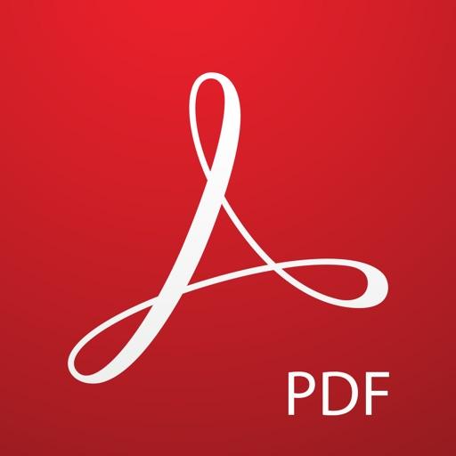 Adobe Acrobat Reader for PDF iOS App