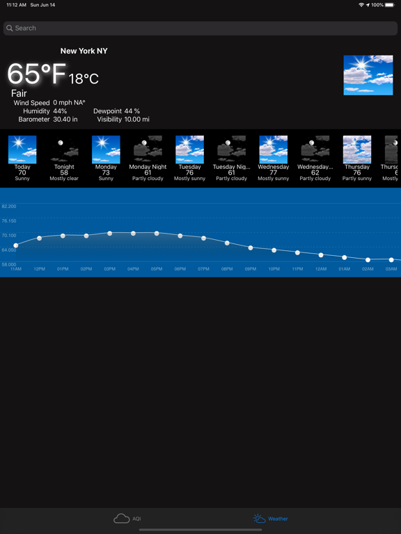 Instant Air Quality Pro screenshot 19