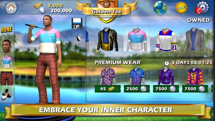 Golden Tee Golf screenshot-6