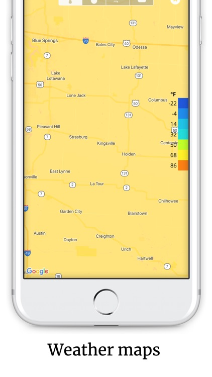 Cloudy - Weather Forecast screenshot-4