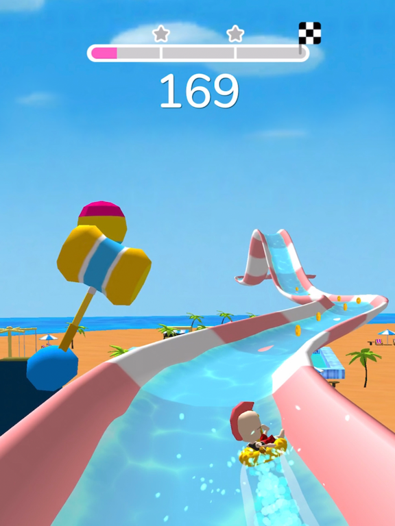 Waterpark: Slide Race screenshot 15
