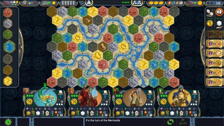 Terra Mystica screenshot-4