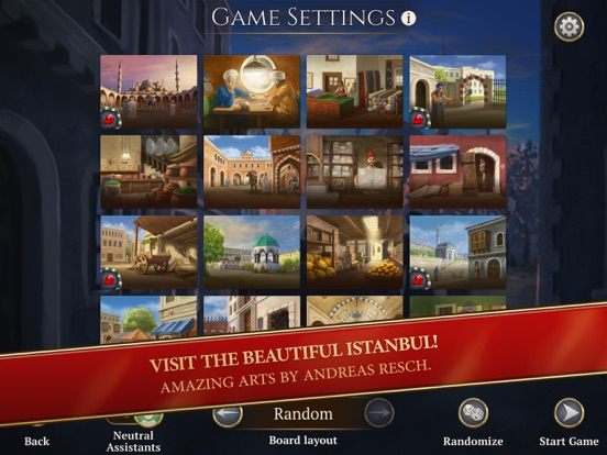 Istanbul: Digital Edition Screenshots