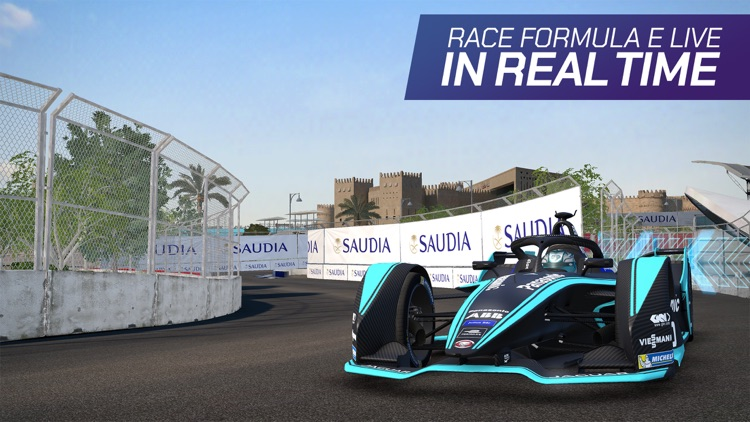 Ghost Racing: Formula E screenshot-0