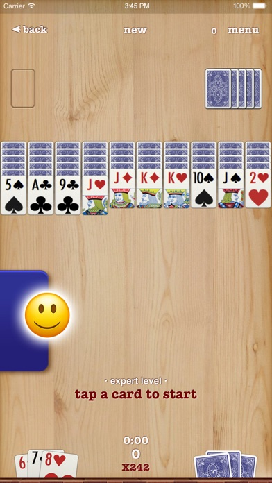 Spider ▻ Solitaire Screenshot on iOS
