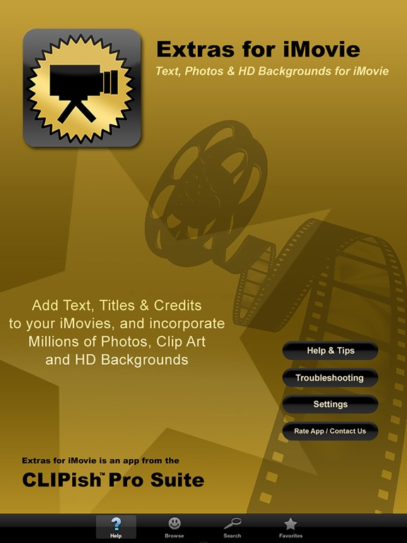 Extras for iMovieのおすすめ画像1