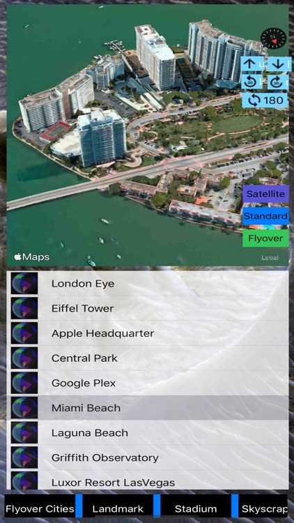 3D Cities and Places Pro screenshot-4
