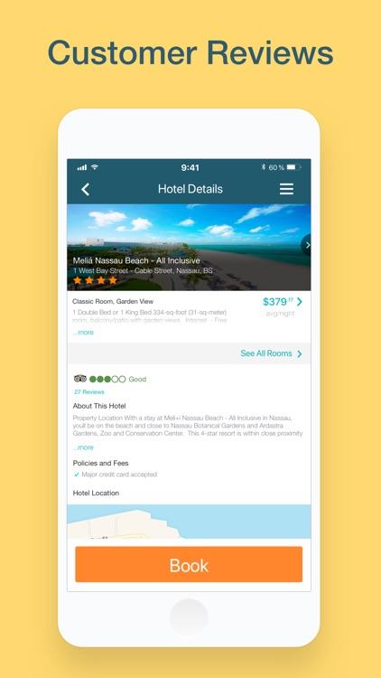 OneTravel Flight & Hotel Deals screenshot-4