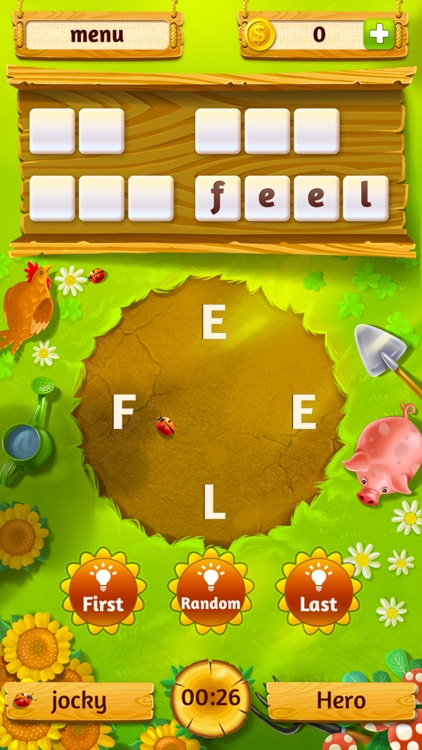Word Farm - Growing with Words screenshot-4