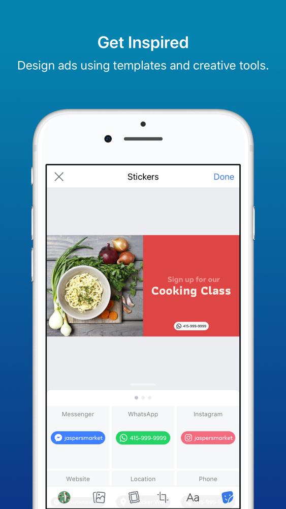 Facebook Ads Manager App for iPhone - Free Download Facebook