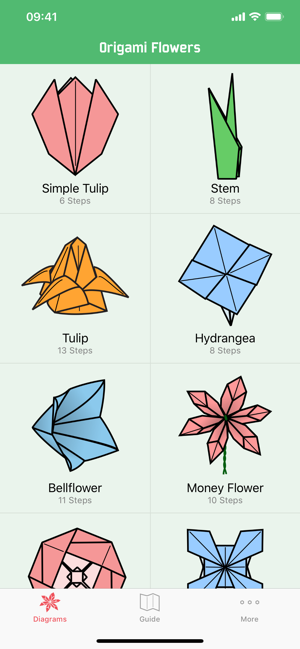 Make an Easy Origami Lily Flower | 649x300
