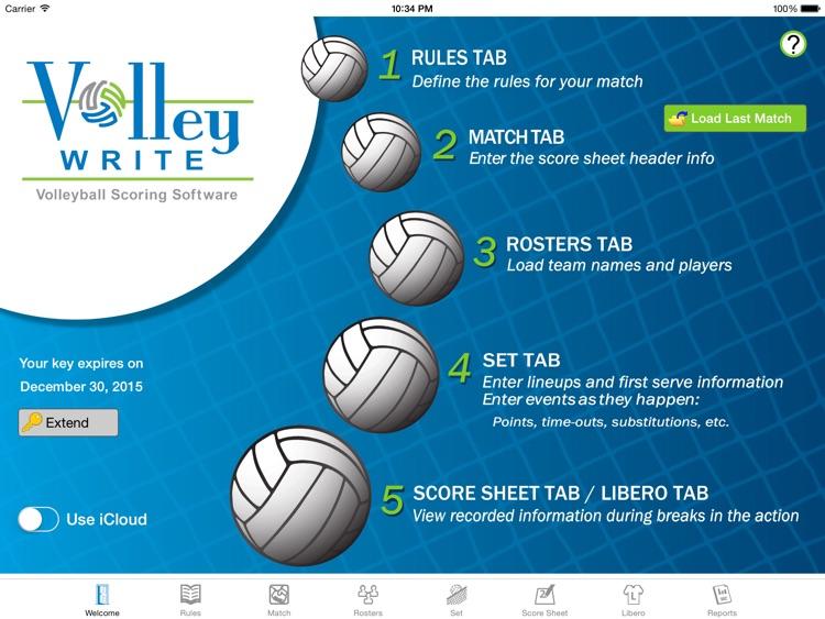 VolleyWrite
