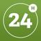 App Icon for Heeze-Leende24 App in Belgium IOS App Store