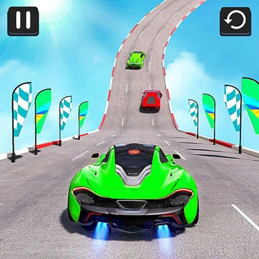 Mega Ramp Car Stunt Games 2020