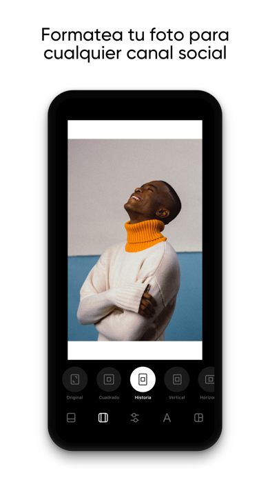 Descargar Instasize Foto Editor y Video para Android