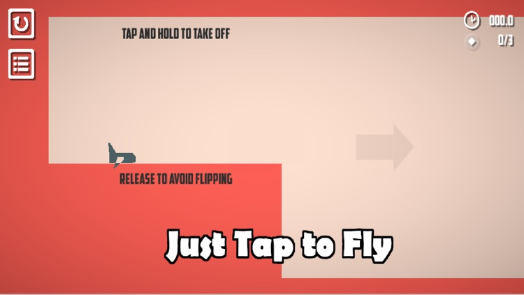 Keep It Up! plane game