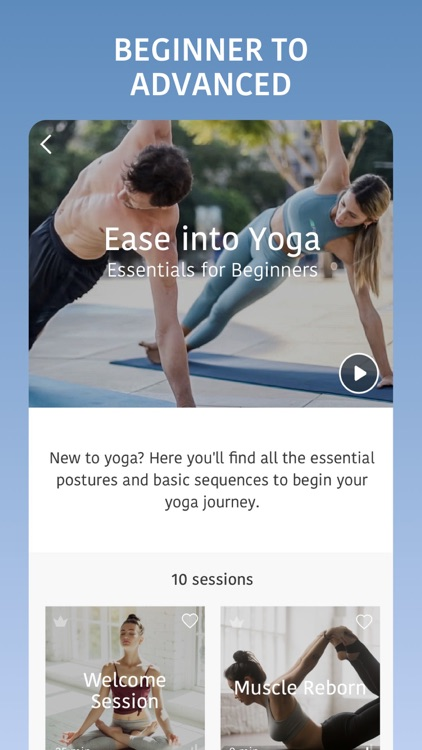 Yoga for Beginners to Pros screenshot-5