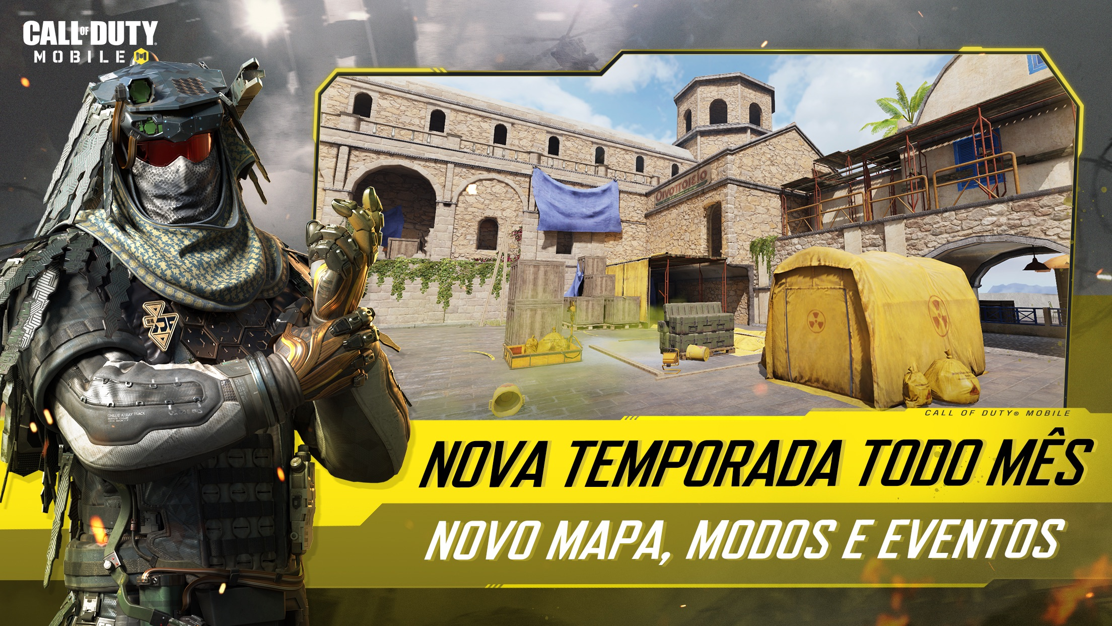 Screenshot do app Call of Duty®: Mobile