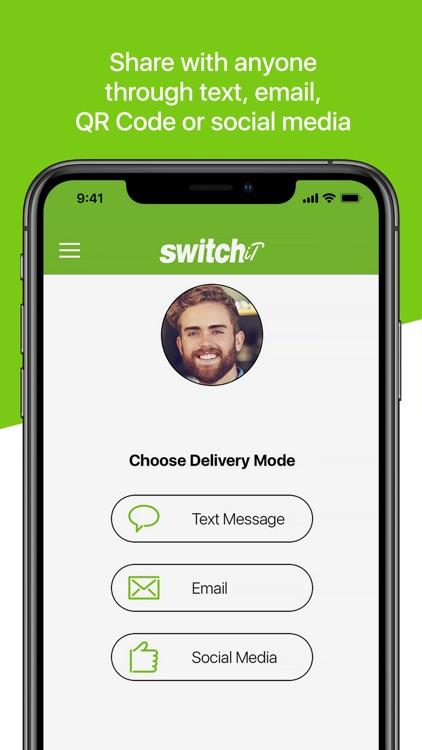 Switchit Digital Business Card