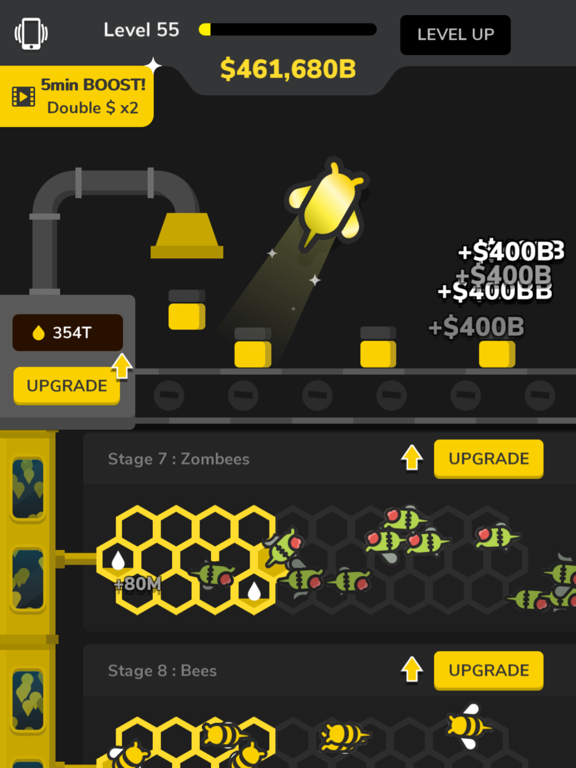 Bee Factory! screenshot 3