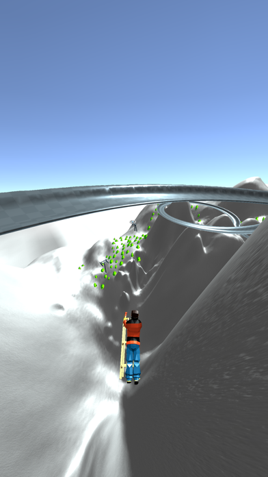 Snow Race! screenshot 5