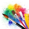 Drawing Desk Pad,Paint,Sketch - Farida Afrose