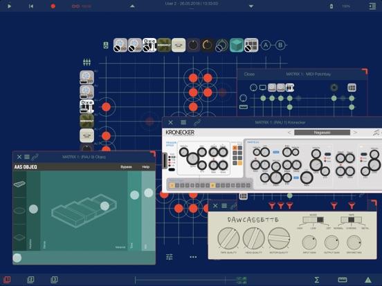 apeMatrix screenshot