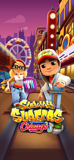Mod Game Subway Surfers for iOS