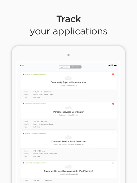Job Search & Job Alerts by ZipRecruiter screenshot