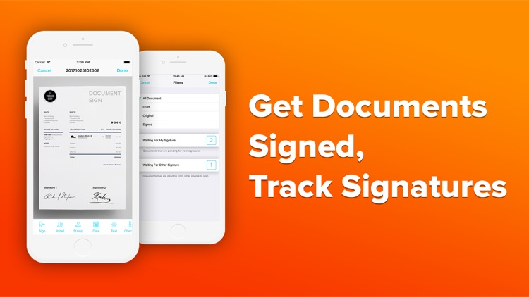 Sign In And Send PDF Documents screenshot-9