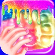 Glitter DIY Slime Maker Games