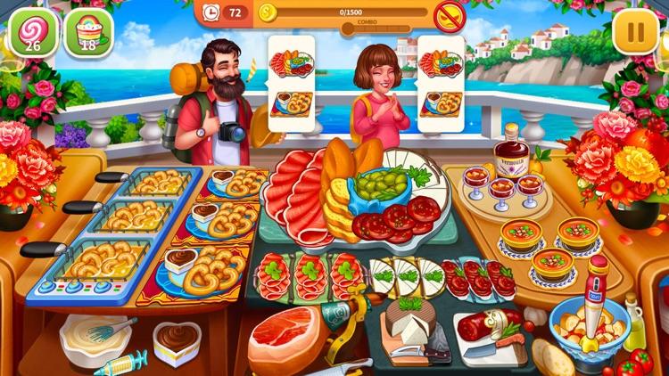 Cooking Hot Cooking Games screenshot-5
