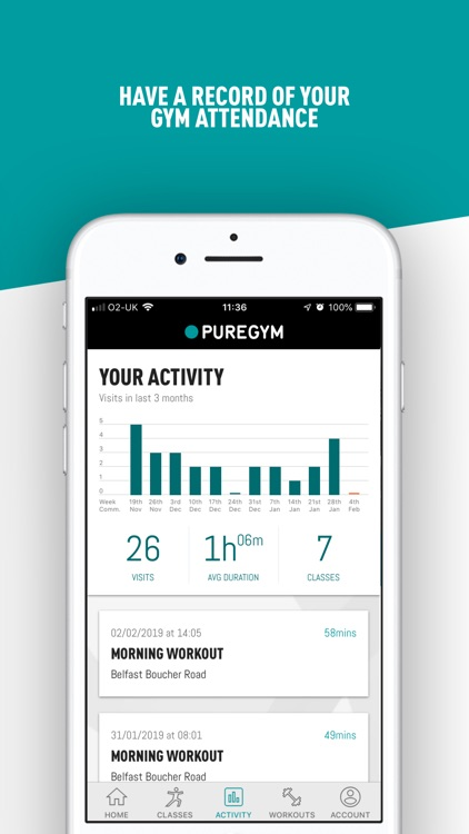 PureGym screenshot-4