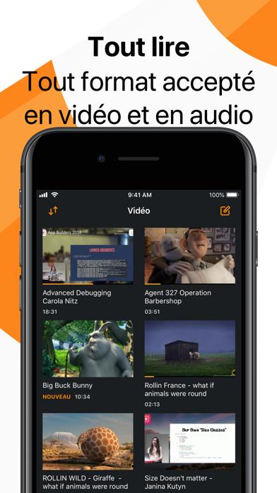 VLC fait son retour sur l'App Store-capture-1